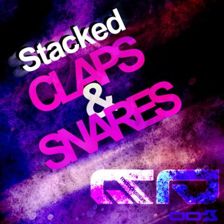 Micro Pressure Stacked Claps and Snares WAV-MAGNETRiX
