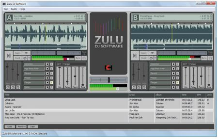 NCH Zulu DJ Software Masters Edition v3.04-LAXiTY