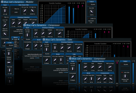 Blue Cat Audio Dynamics v3.31 x86 x64 PROPER-CHAOS