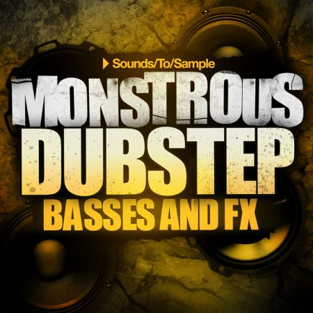 Sounds to Sample Monstrous Dubstep Basses and FX WAV NMSV-MAGNETRiXX