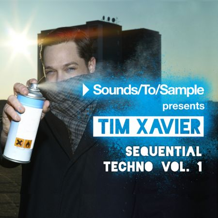 Sounds To Sample Presents TIm Xavier Sequential Techno Vol.1 WAV-MAGNETRiXX