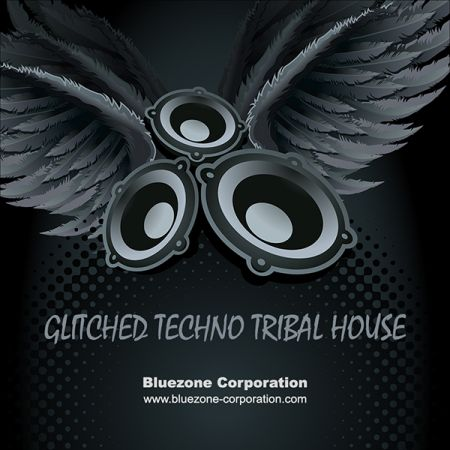 Bluezone Corporation Glitched Techno Tribal House MULTiFORMAT SCD-BYS
