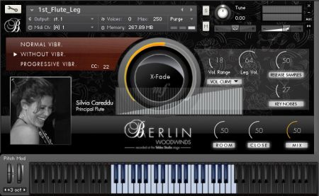 Orchestral Tools Berlin Woodwinds KONTAKT DVDR-DYNAMiCS