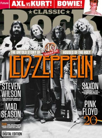 Classic Rock UK - May 2013