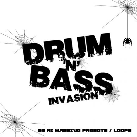 Pulsed Records Drum and Bass Invasion WAV NI Massive-MAGNETRiXX