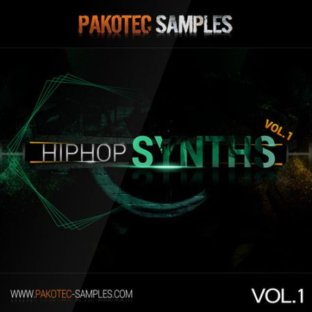 Pakotec Samples Hip Hop Synths Vol.1 WAV REX2 AiFF-MAGNETRiXX