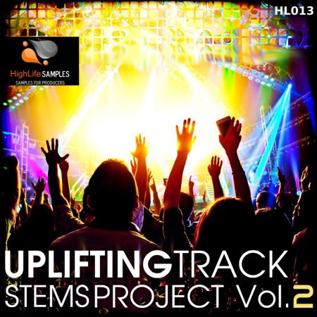 HighLife Samples Uplifting Track Stems Project Vol.2 WAV MiDi-MAGNETRiXX