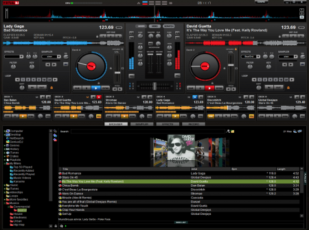 Virtual DJ Pro 7.4 Build 453 Multilingual PORTABLE