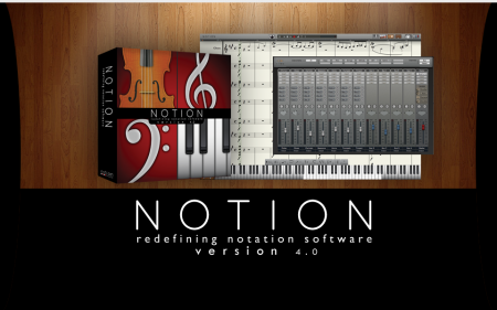 Notion Music Notion v4.0.325 x86 x64-CHAOS