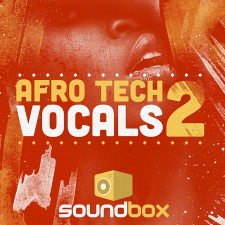 Soundbox Afro Tech Vocals 2 WAV-MAGNETRiXX