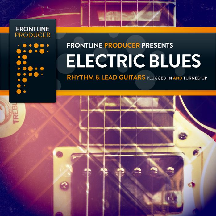 Frontline Producer Electric Blues Rhythm and Lead Guitars WAV REX2-MAGNETRiXX