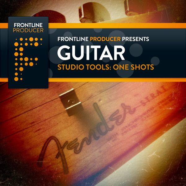 Frontline Producer Guitar One Shots WAV Sampler Patches-MAGNETRiXX