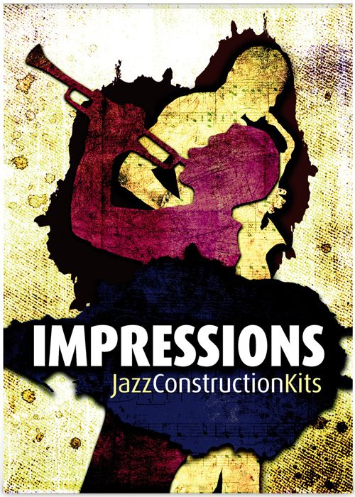 Big Fish Audio Impressions Jazz Construction Kits ACiD WAV AiFF-MAGNETRiXX