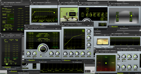 ToneBooster All Plugins Bundle v2.8.6 x86 x64-CHAOS