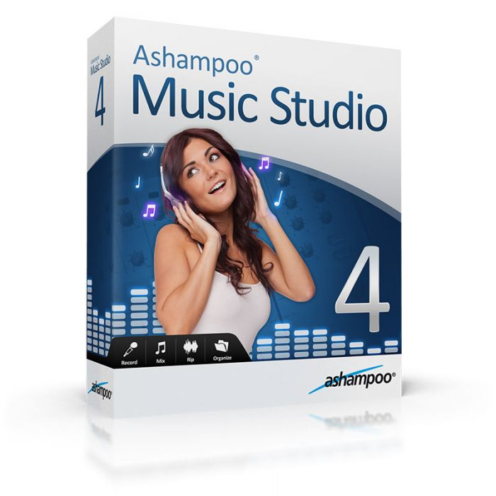 Ashampoo Music Studio 4.v4.0.7-LAXiTY