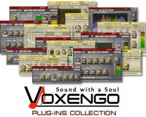 Voxengo VST Plug-Ins x86 with SN - HY2ROGEN