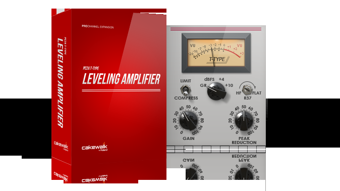 Cakewalk CA-2A Leveling Amplifier v2.0 WIN OSX-AiR