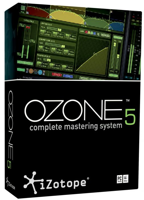 iZotope Ozone 5 Advanced v5.03 MAC OSX K-IND
