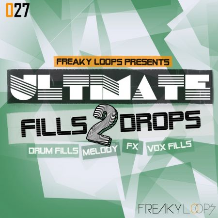 Freaky Loops - Ultimate Fills & Drops 2 WAV