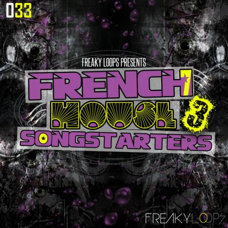 Freaky Loops French House Songstarters Vol.3 WAV-MAGNETRiXX