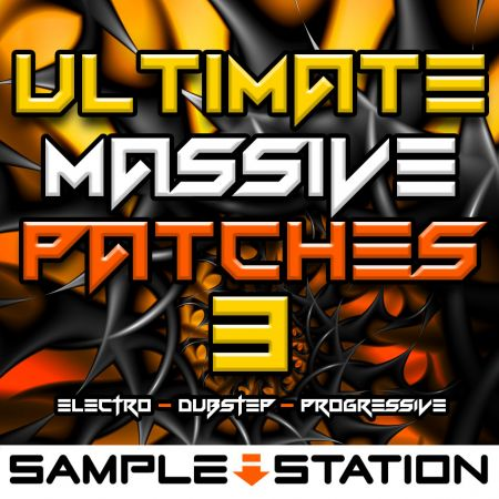 Sample Station Ultimate Massive Patches 3 Synth Presets-MAGNETRiXX