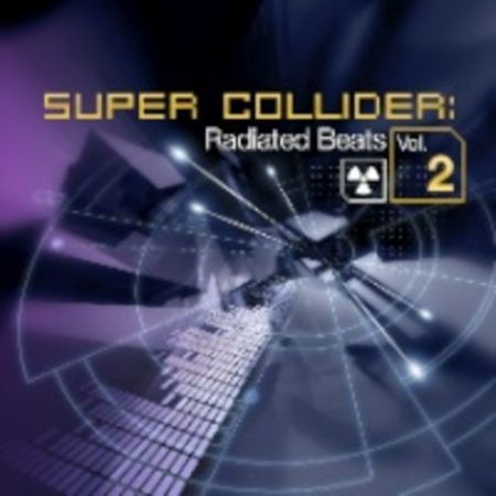 Big Fish Audio Super Collider Radiated Beats Vol.2 MULTiFORMAT SCD-SONiTUS