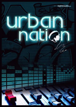 Big Fish Audio Urban Nation MULTiFORMAT-MAGNETRiXX