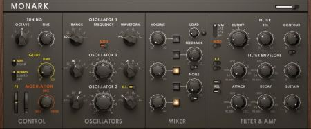 Native Instruments Monark v1.0-R2R