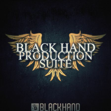 Black Hand Loops Black Hand Production Suite ACiD WAV AiFF MiDi-MAGNETRiXX