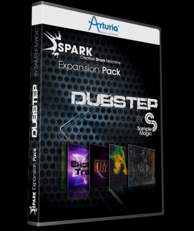 Arturia Spark Dubstep Essentials-VON.G