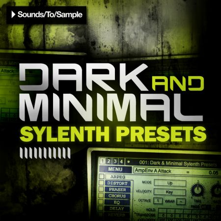 Sounds To Sample Dark and Minimal Sylenth Presets WAV FXB-MAGNETRiXX