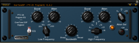 OverTone DSP PTC-2A v2.4.2 Incl Keygen (WiN and OSX)