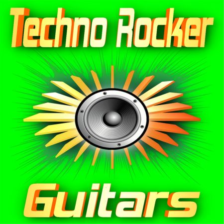 Sonshayne Sounds Techno Rocker Guitars WAV-MAGNETRiXX