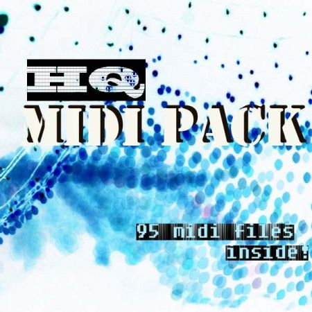 JPlanet Entertainment HQ MIDI Pack MiDi-MAGNETRiXX