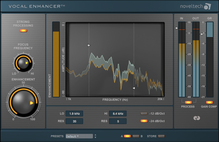 Noveltech VOCAL ENHANCER v1.1 AU VST-Ked MAC OSX-IND