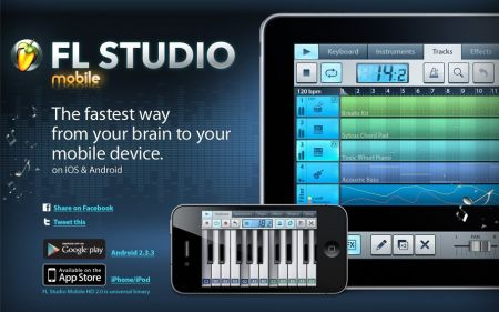 FL Studio Mobile v1.0.2 Patched