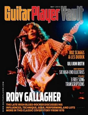 Guitar Player Vault – May 2013