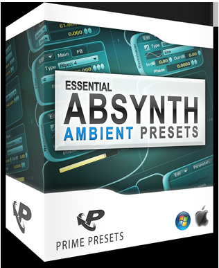 Prime Loops Essential Ambient Presets for Absynth WAV Nabs-MAGNETRiXX