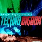 Function Loops Techno Big Box WAV MiDi-MAGNETRiXX