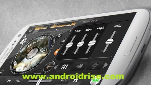 Edjing PRO DJ mixer turntables v1.1.2 For Android