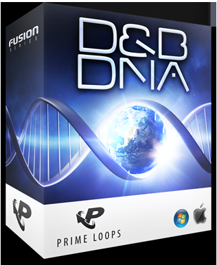 Prime Loops Drum and Bass DNA ACiD WAV REX2 AiFF-MAGNETRiXX
