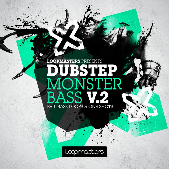 Loopmasters - Dubstep Monster Bass Vol 2 [MULTIFORMAT]