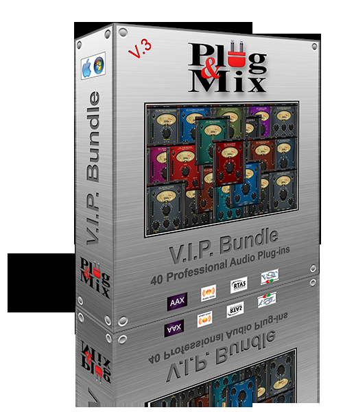 Plug And Mix V.I.P Bundle v3.0.3-R2R