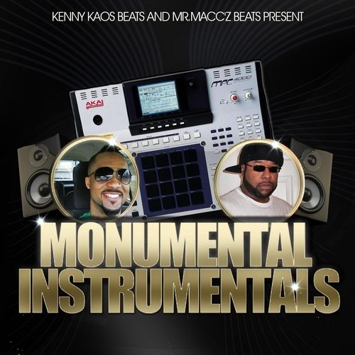 Monumental Instrumentals Cd 3 and 4