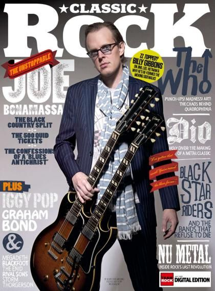Classic Rock - July 2013 (UK)