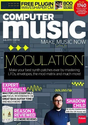 Computer Music - July 2013