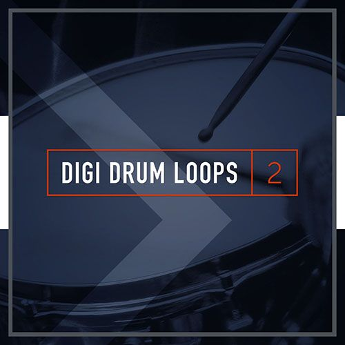 Diginoiz Digi Drum Loops 2 MULTiFORMAT