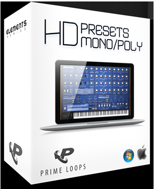 Prime Loops HD Presets For MonoPoly FXB MP4BANK-MAGNETRiXX