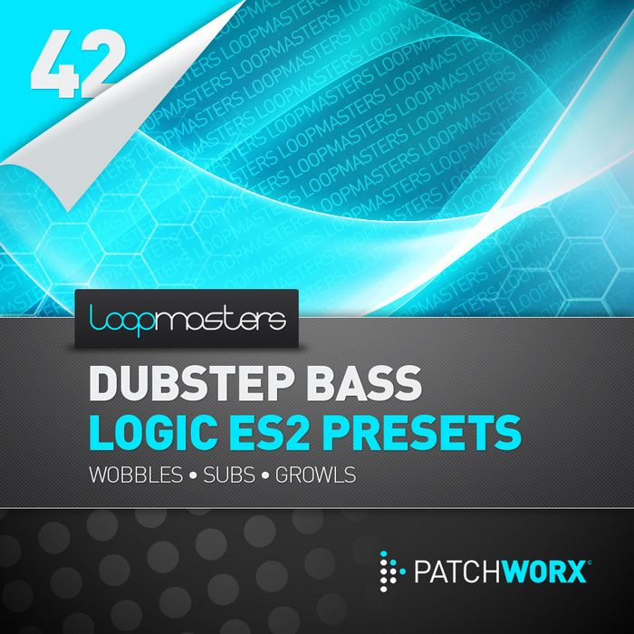 Loopmasters Presents Logic ES2 Dubstep Bass Presets-6581