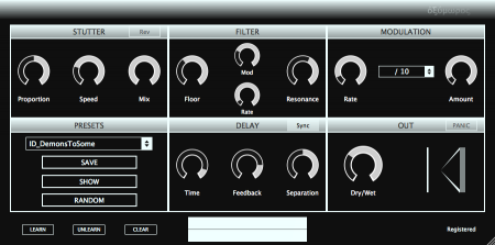 Inear Display Oxymore v1.1 VST x86 x64-CHAOS
